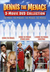 Dennis the Menace: 3-Movie DVD Collection