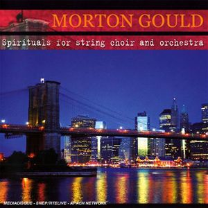 Spirituals for Strings Choir & or [Import]