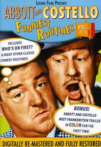 Abbott and Costello Funniest Routines: Volume 1