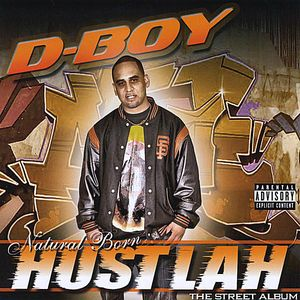 Natural Born Hustlah the Street Album