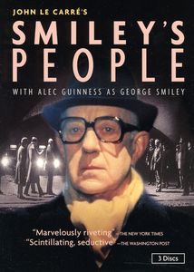 Smiley's People , Alec Guinness
