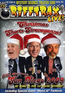 Rifftrax: Live Christmas Shorts-Stravaganza
