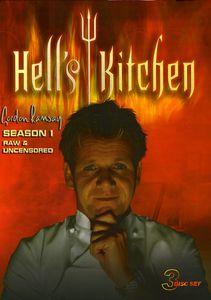 Gordon Ramsay: Hell's Kitchen Season 1 Raw &