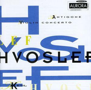 Antigone /  Violin Concerto