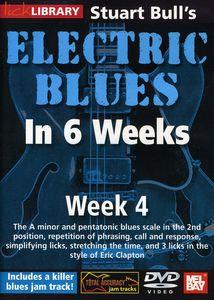 Electric Blues in 6 Weeks for Guitar: Week 4