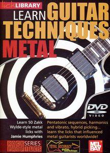 Learn Guitar Techniques: Metal Zakk Wylde Style