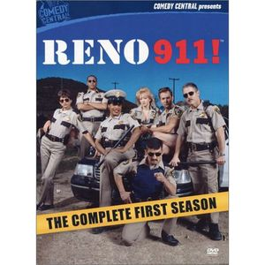 Reno 911: The Complete First Season