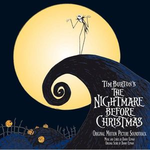 The Nightmare Before Christmas (Original Motion Picture Soundtrack) [Import]
