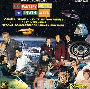 Fantastic World of Irv. Allen /  O.S.T.