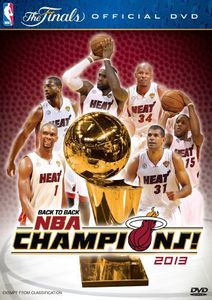 Nba Miami Heat 2013 Champions [Import]