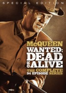 Wanted: Dead or Alive: The Complete Series , Michael Landon