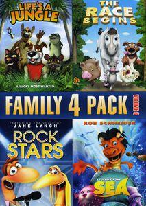 Family Quad Feature: Volume 8