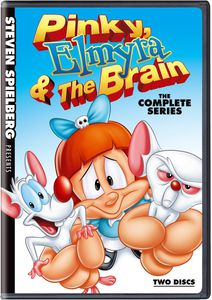Steven Spielberg: Pinky, Elmyra and Brain the Complete Series