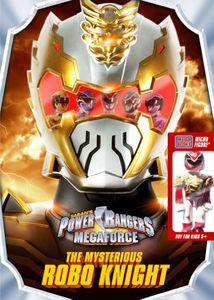Power Rangers Megaforce the Mysterious Robo: Volume 2