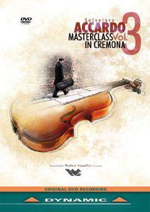 Salvatore Accardo Masterclass 4