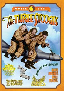 The Three Stooges Collection: 6-Movie Set