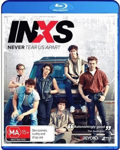 Inxs: Never Tear Us Apart (Blu-ray) [Import]