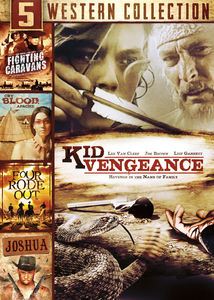 5-Movie Western Collection