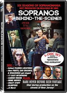 Sopranos Behind-The-Scenes