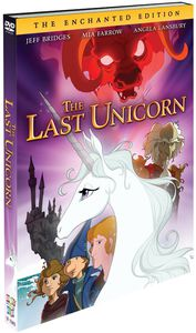 The Last Unicorn (The Enchanted Edition)