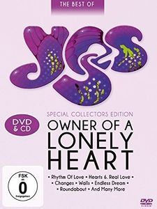 Owner of a Lonely Heart [Import]