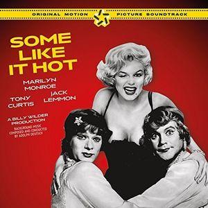 Some Like It Hot + 15 Bonus Tracks (Original Soundtrack) [Import]