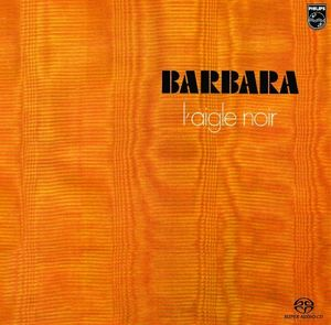 L'Aigle Noir [Import] , Barbara