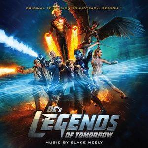 DC's Legends of Tomorrow: Season 1 (Original Television Soundtrack)