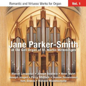 Romantic & Virtuoso Works for Organ 1