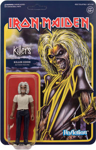 Super7 - ReAction - Iron Maiden- ReAction Figure - Killers