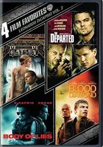 4 Film Favorites: Leonardo Dicaprio, Vol. 2