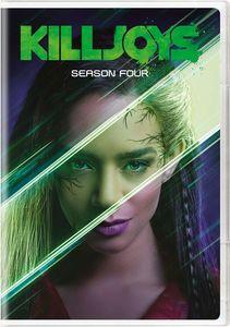 Killjoys: Season Four , Hannah John-Kamen