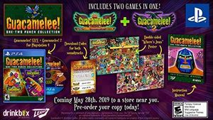 Guacamelee! One-Two Punch Collection for PlayStation 4