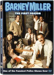 Barney Miller: The First Season