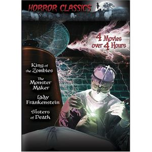Great Horror Classics: Volume 10