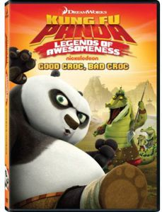 Kung Fu Panda: Legends of Awesomeness - Good Croc
