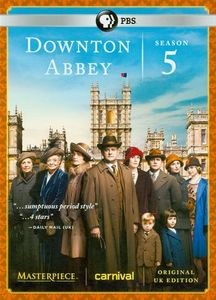 Downton Abbey: Season 5 (Masterpiece)