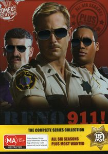 Reno 911! the Complete Series Collection [Import]
