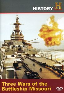 The Three Wars of the Battleship Missouri