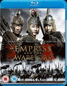 Empress & the Warriors (2009) (Blu-ray) [Import]