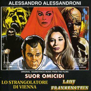 Suor Omicidi (Killer Nun) /  Lo Strangolatore di Vienna (The Mad Butcher) /  Lady Frankenstein (Original Soundtrack) [Import]