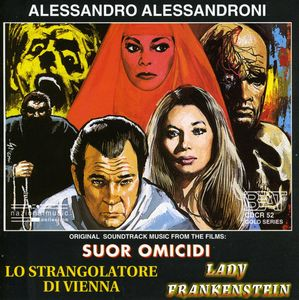 Suor Omicidi (Killer Nun) /  Lo Strangolatore di Vienna (The Mad Butcher) /  Lady Frankenstein (Original Soundtrack) [Import]