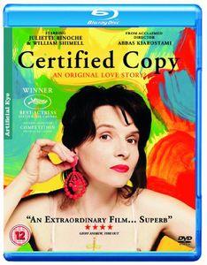 Certified Copy [Import]