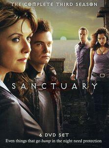 Sanctuary: The Complete Third Season