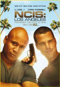 NCIS Los Angeles: The First Season , Mark Harmon