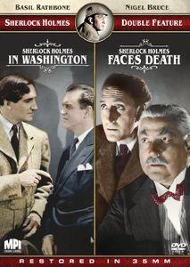 Sherlock Holmes Faces Death /  Sherlock Holmes in Washington