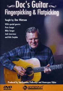 Doc Watson: Doc's Guitar Fingerpicking and Flatpicking