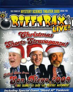 Rifftrax Live: Christmas Shorts Stravaganza