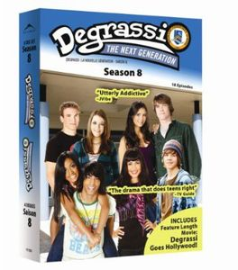 Degrassi Next Generation: Season 8-Degrassi Next G [Import]