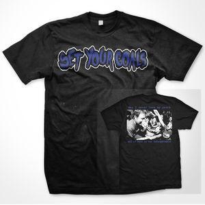 Mosh Mens T-Shirt Black - S